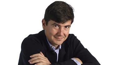Manuel Pimentel - Ponente del Máster en la Cámara de Comercio de Oviedo