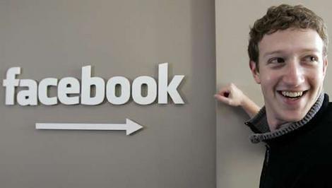 Imagen de Mark Zuckerberg, ejemplo de persona con éxito por sus ideas.