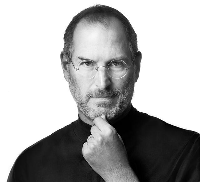 Steve Jobs, imagen de persona con éxito