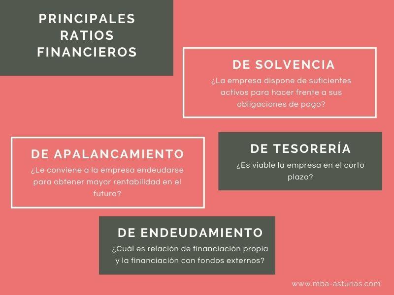 Principales Ratios Financieros